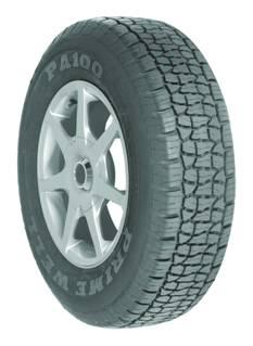 PA100 Tires