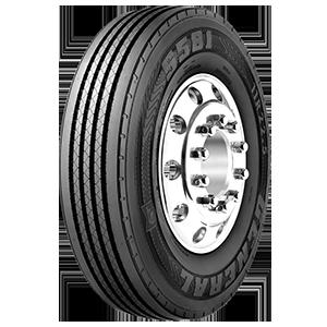 S581 Tires