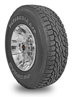 Patagonia A/T Tires
